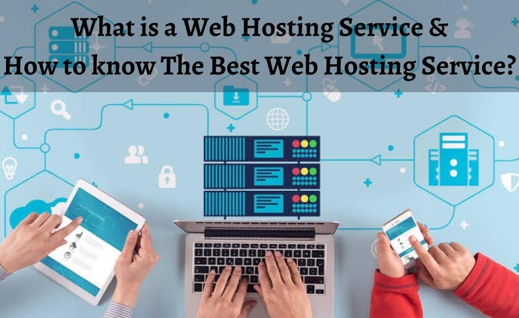 What is a Web Hosting Service