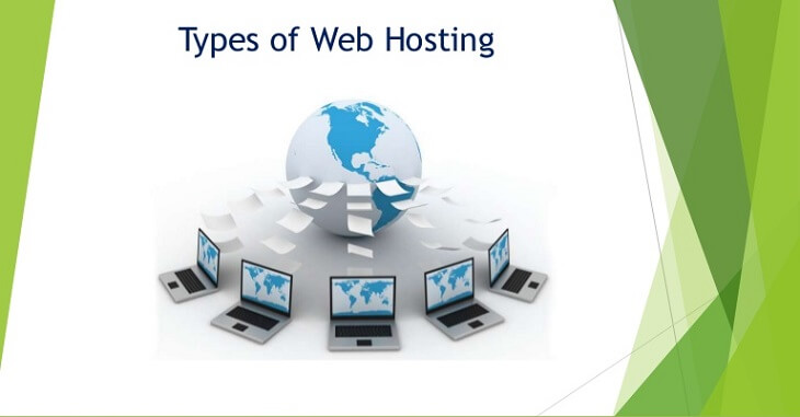 types of web-hosting-service