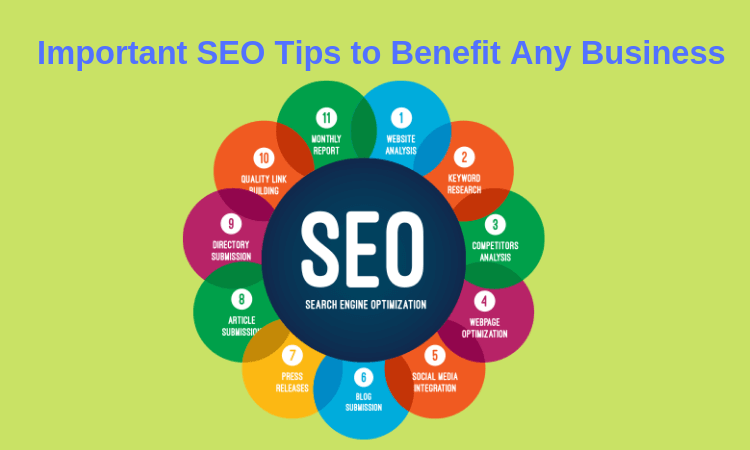 Important SEO Tips to Benefit Any Business